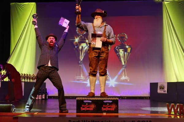 World Beard and Moustache Championships 2013