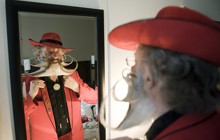 World Beard and Moustache Championships 2011