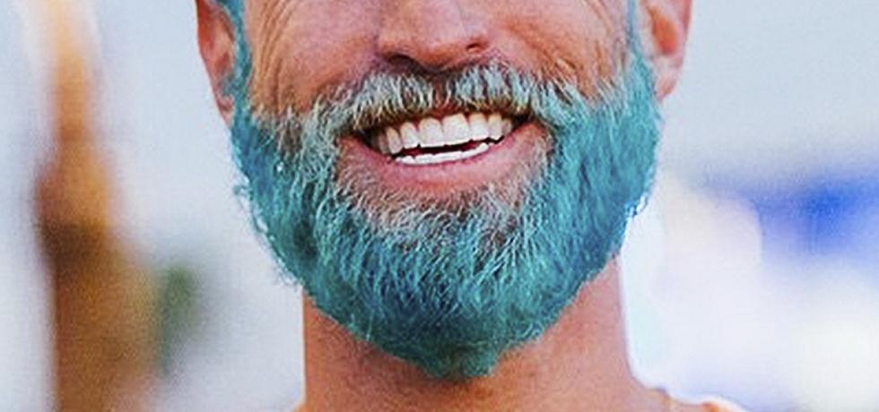 Kolorowe jarmarki, czyli barwne brody!