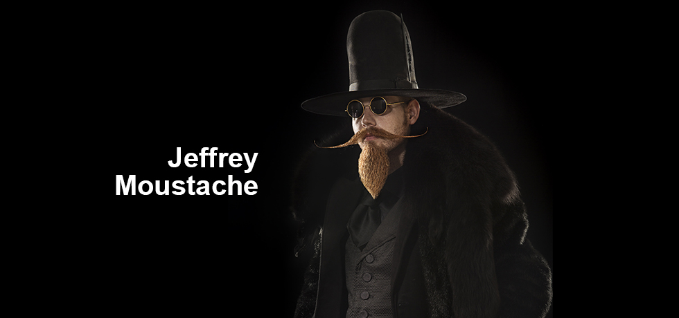Jeffrey Moustache