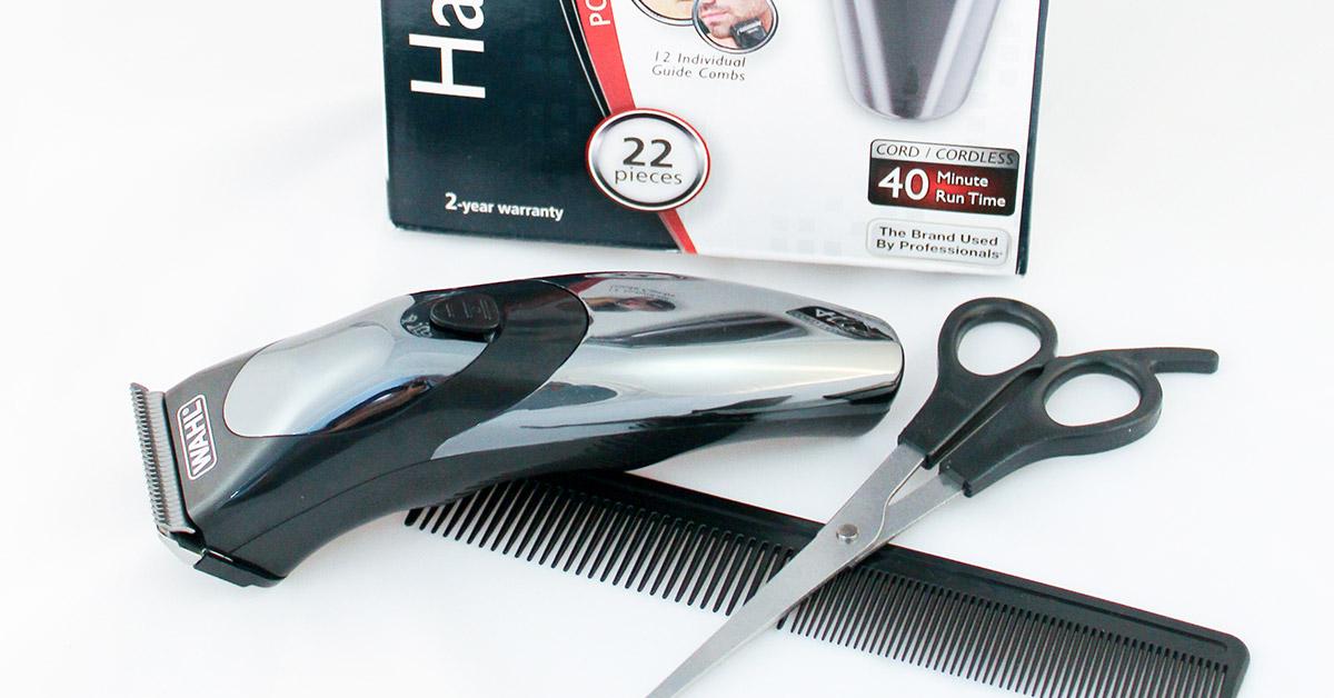 Wahl Haircut & Beard – funkcjonalna maszynka.