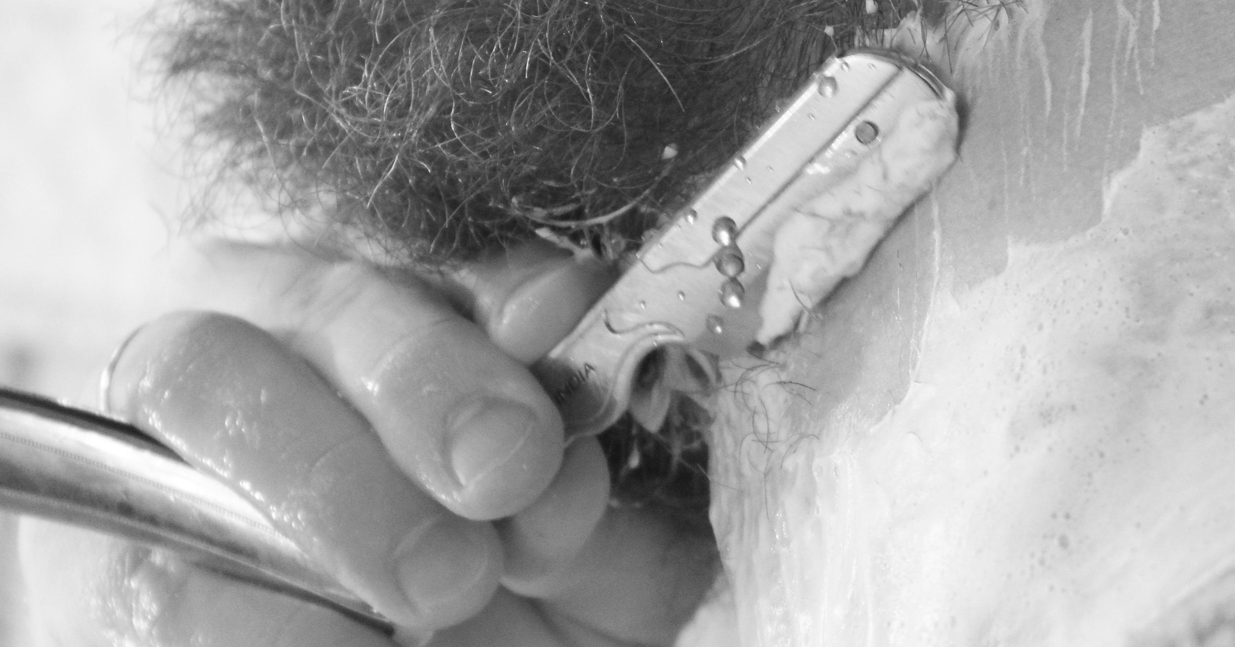 Jak golić brzytwą