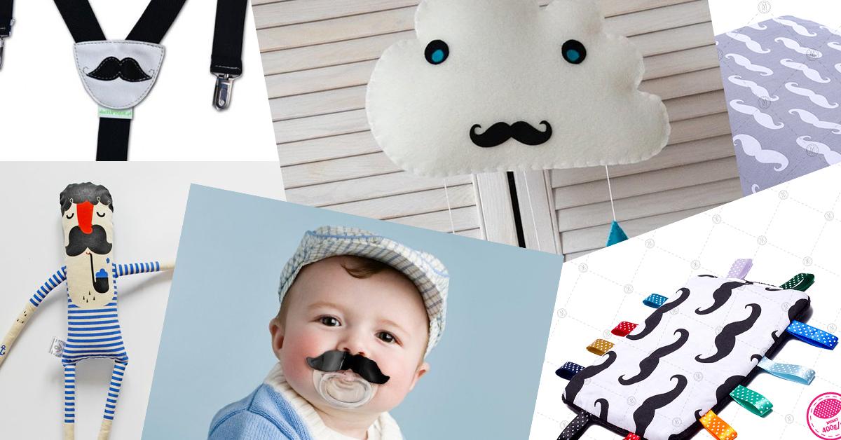 Brodate akcesoria dla dzieci