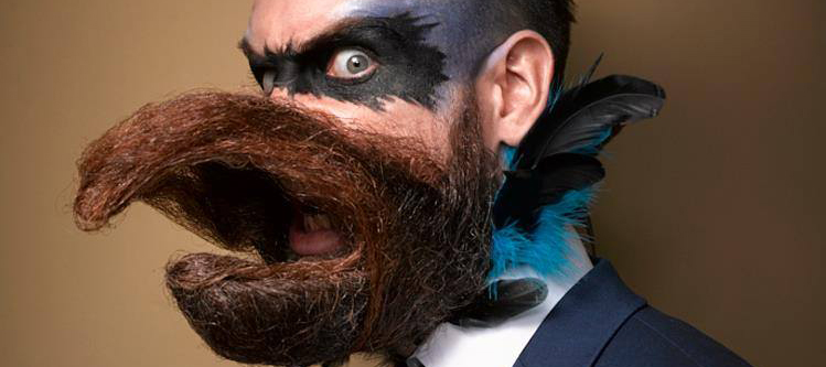 The 2016 National Beard and Moustache Championships [GALERIA]